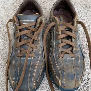 Skechers  Men's Size 9 1/2 - Brown Casual Shoe